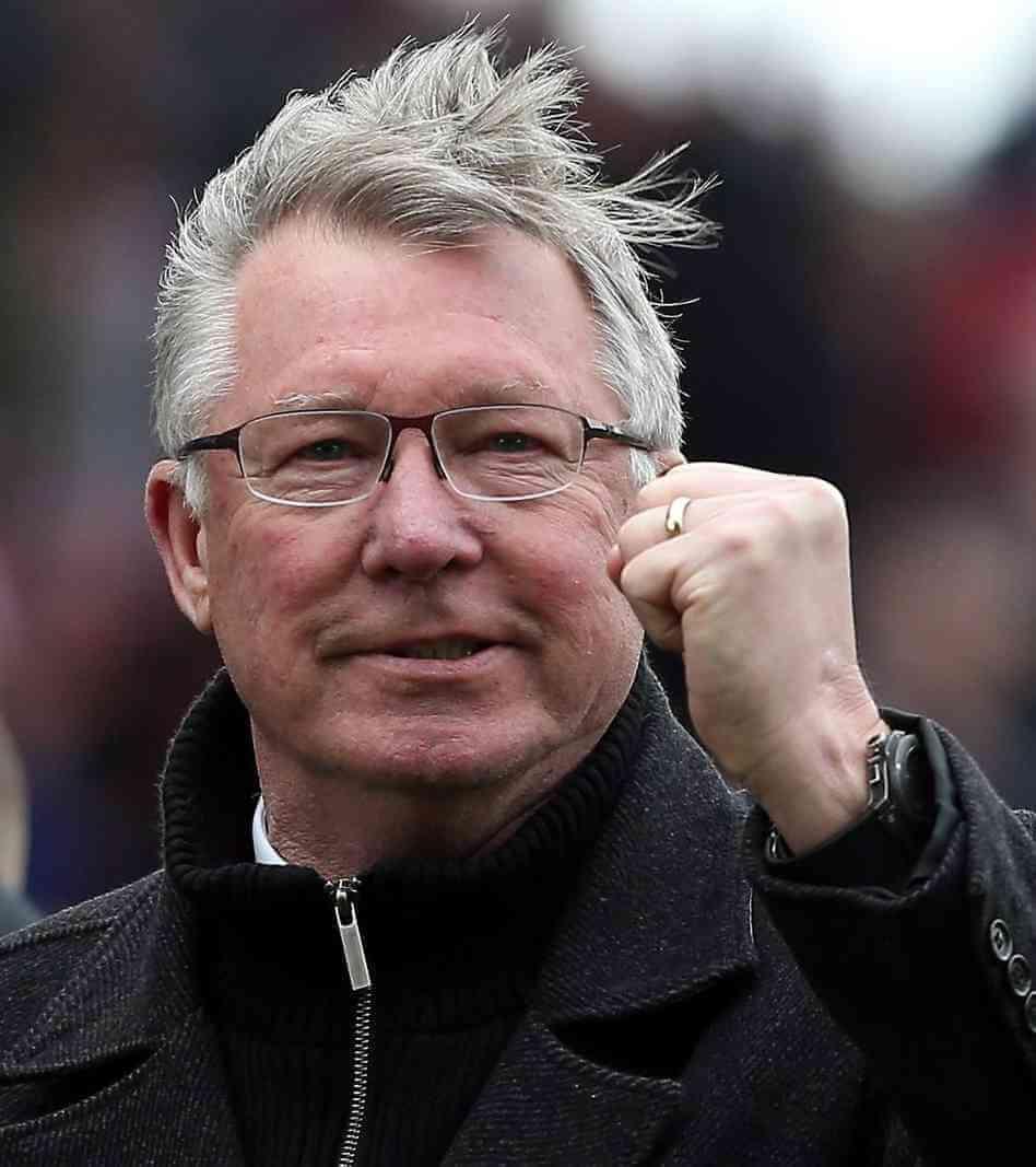 Sir Alex Ferguson ... - sir-alex-ferguson
