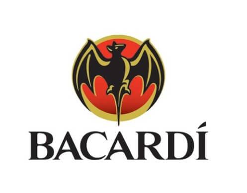 old bacardi logo