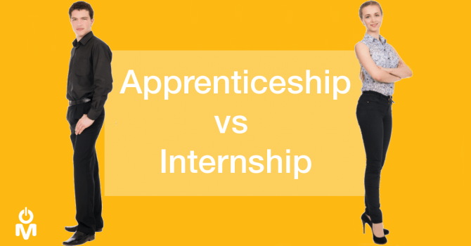 apprenticeship vs internship